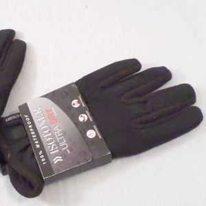 NWT Isotoner Waterproof Men's Gloves XL
